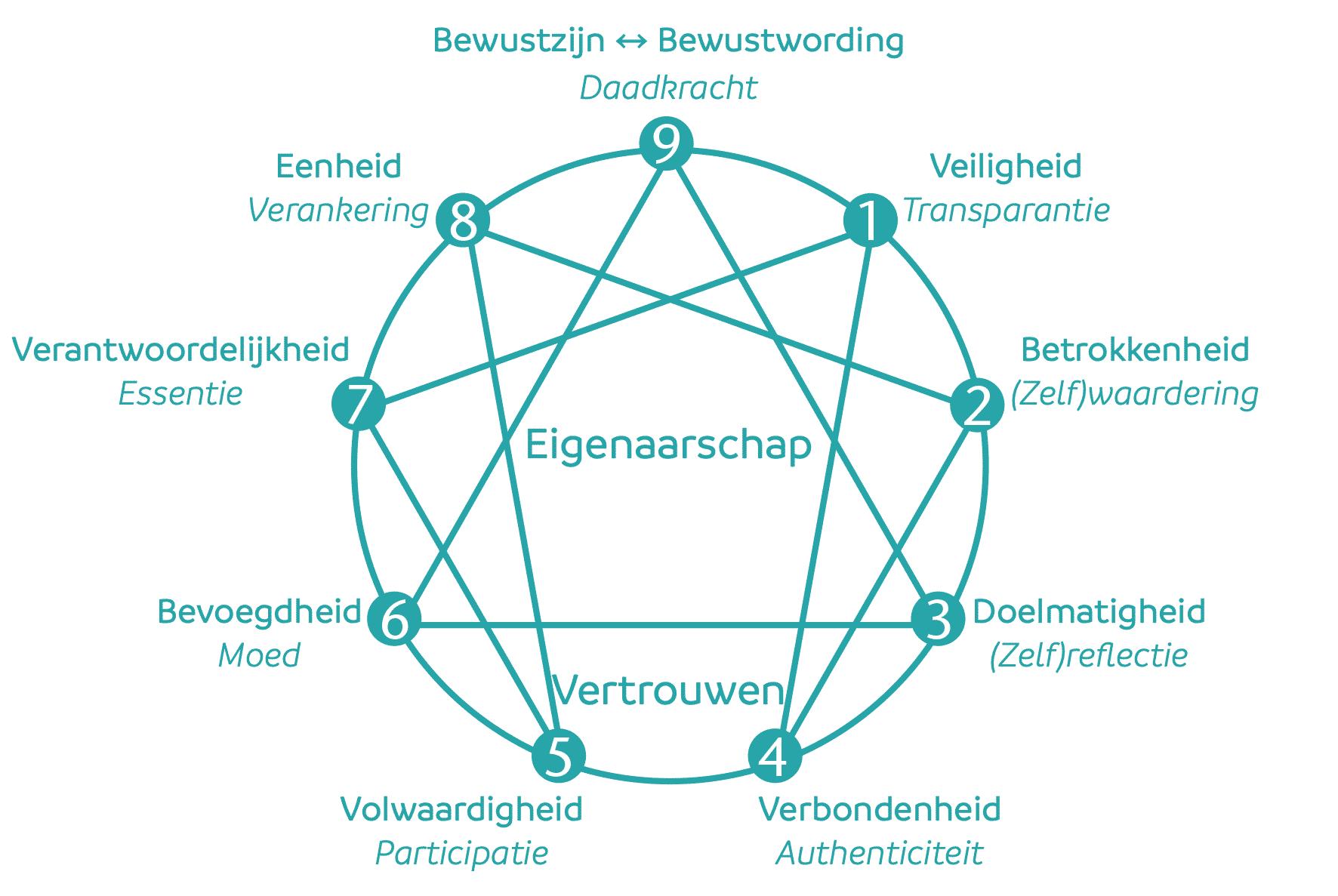 Enneagram Transformatiemodel